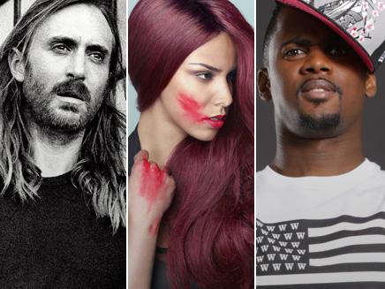 David Guetta, Shy'm, Black M... toutes vos stars aux NRJ Music Awards!