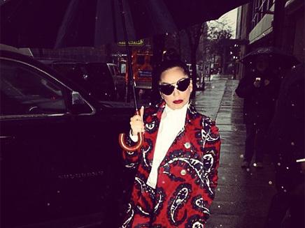 Lady Gaga : déjà de retour en studio !