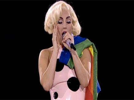 On y était: Lady Gaga à Bercy, le dernier concert de sa tournée!