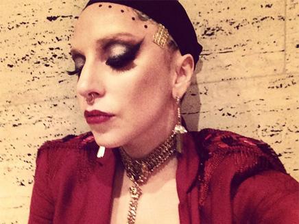 Lady Gaga : rencontre avec Allegra Versace à Milan!