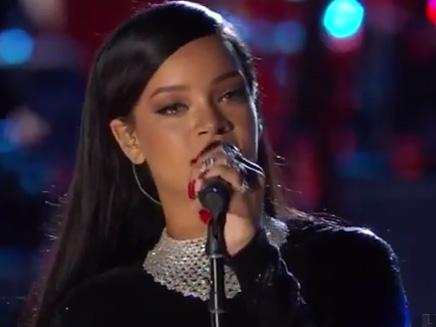 Rihanna : son grand retour sur scène!