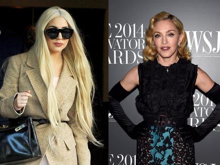 Lady Gaga et Madonna : le grand amour !