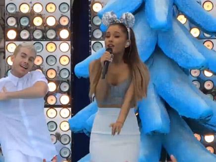 Ariana Grande : super sexy en reine des neiges!