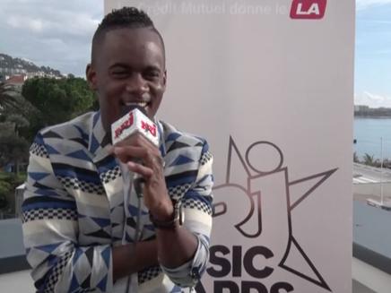 Black M a commandé un NRJ Music Award pour Noël