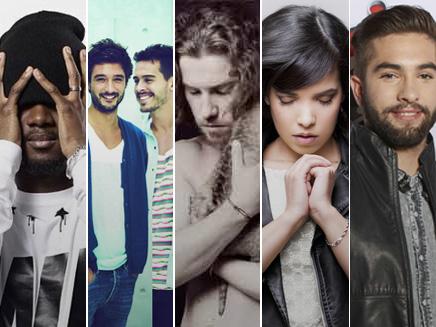 NRJ Music Awards : les nommés pour la « Chanson Francophone de l'Année »!