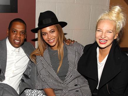 Beyoncé : une soirée avec Sia à New York!