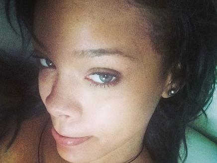 Rihanna : une star nature!