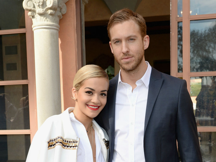 Rita Ora a voulu « mourir » pour Calvin Harris!