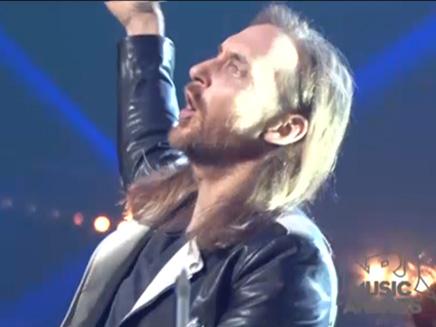 David Guetta  - Les coulisses de ses répétitions!