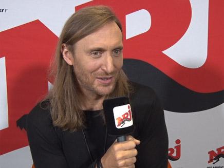 """David Guetta - """"c'est un moment d'émotion et de bonheur""""!"""