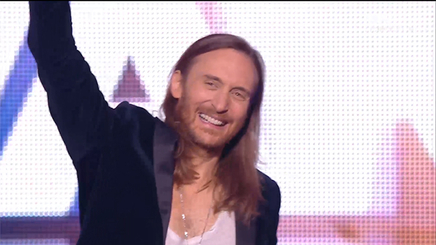 David Guetta FT Sam Martin -
