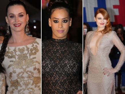 NRJ Music Awards : les looks les plus hots!