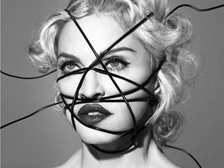 Madonna : son nouvel album sort aujourd'hui!