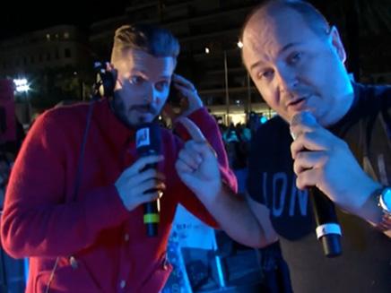 [5 vidéos] Cauet à Cannes 2014