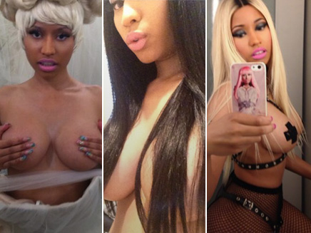 Nicki Minaj : ses 32 photos les plus hot!