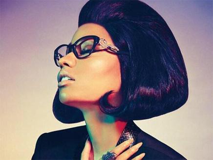 Nicki Minaj : nouvelle égérie Cavalli!