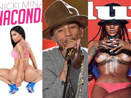 Les 10 buzz de 2014 : Nicki Minaj, Pharrell, Rihanna... !