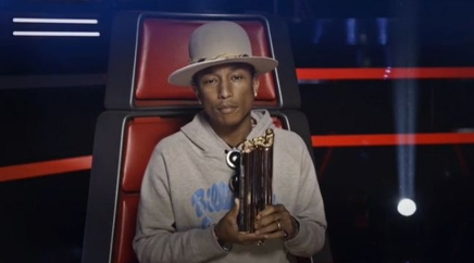 Pharell Williams - Artiste Masculin International De L'année - Palmarès NRJ Music Awards 2014