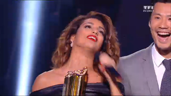 [11 vidéos] Le Palmarès - NRJ Music Awards 2014