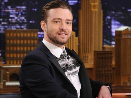 Justin Timberlake : trop craquant !