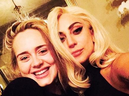 Adele : elle choisit Lady Gaga pour son retour!
