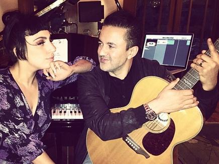 Lady Gaga : en studio avec RedOne pour son prochain album!