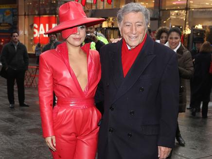 Lady Gaga: un nouvel album avec Tony Bennett!