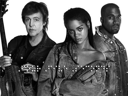 Rihanna : découvrez les premiers extraits du clip «FourFiveSeconds»