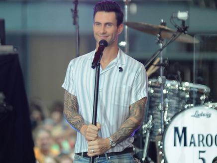 Maroon 5 : c'est parti pour la tournée!