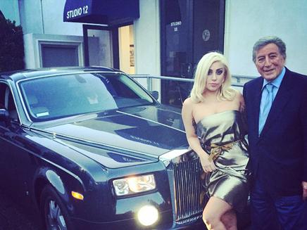 Lady Gaga : un deuxième album avec Tony Bennett!
