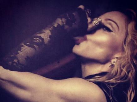 Madonna dévoile son clip sur Snapchat!