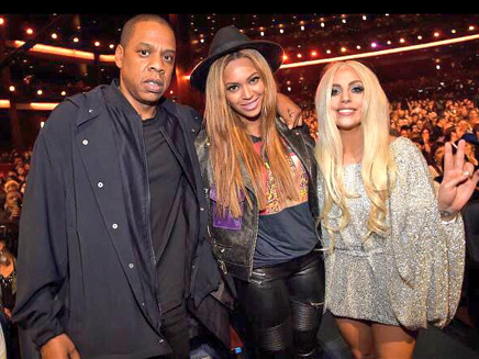 Lady Gaga, Beyoncé, Jay Z... : retrouvailles de stars