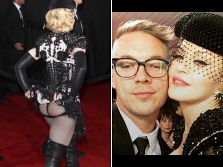 Madonna : toujours aussi culottée!