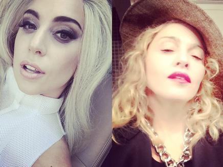 Madonna complimente Lady Gaga!