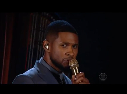 Usher - If It's Magic Live @ Grammy Awards 2015