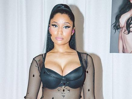 Nicki Minaj rentre dans le rang!