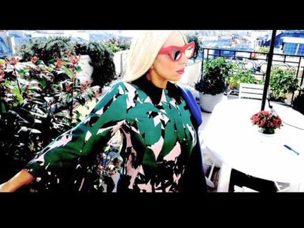 Lady Gaga est à Paris!