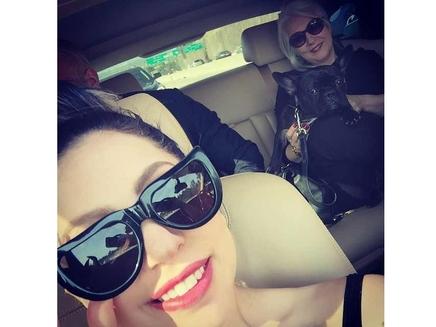 Lady Gaga s'offre une virée avec sa mère!