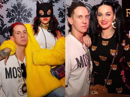 Rihanna et Katy Perry : ensemble à Paris!