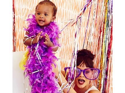 Rihanna : Majesty est sa reine pour la première de son film!