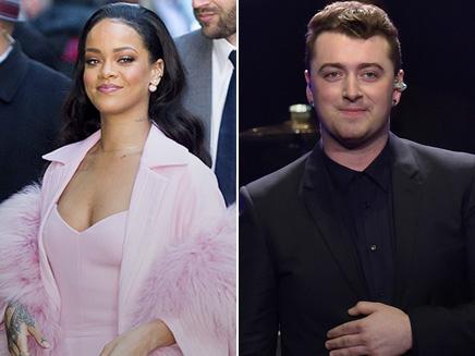 Rihanna et Sam Smith : bientôt un duo ?