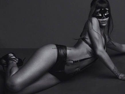 Rihanna : sa vidéo très hot pour An Other Magazine!