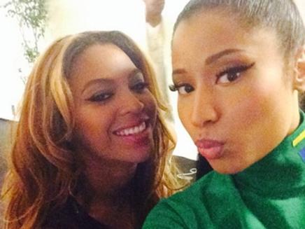 Nicki Minaj : un nouveau hit avec Beyoncé!