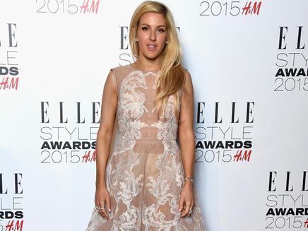 Ellie Goulding toujours au top !