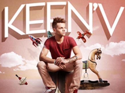 Keen'V : de retour en studio !