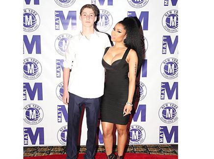 Nicki Minaj : apparition surprise à la Bar Mitzvah d'un fan!