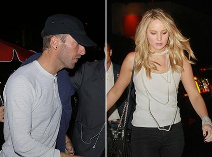 Chris Martin et Jennifer Lawrence : les raisons de leur rupture!