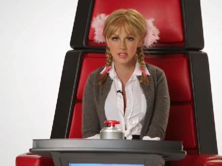 Britney, Shakira, Miley : les imitations hilarantes de christina Aguilera!