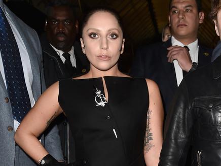 Lady Gaga : le choix de sa robe de mariée