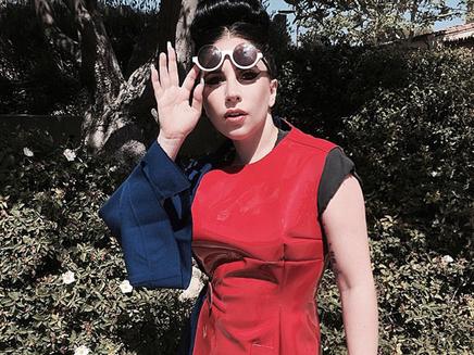 Lady Gaga dévoile ses fesses sur Instagram!